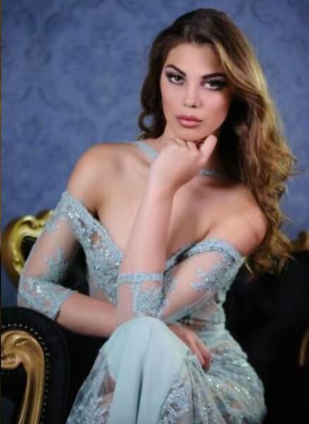 Miss Serbie, Katarina SULKIC