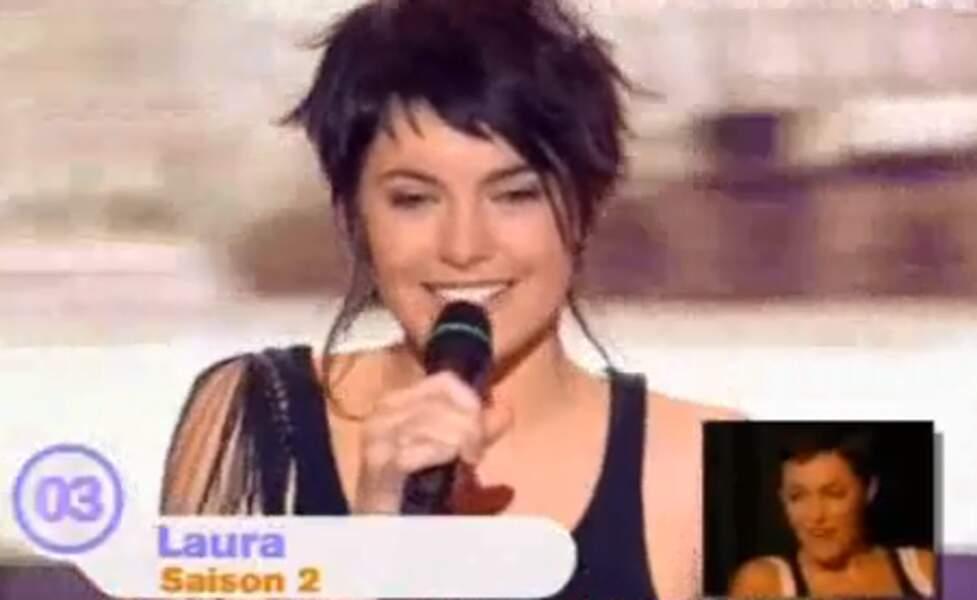 Laura Tabourin (saison 2)