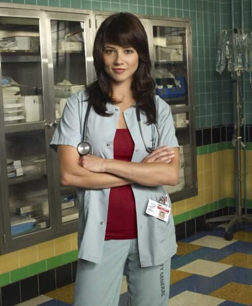 L'infirmière Samantha Taggart (Linda Cardellini)