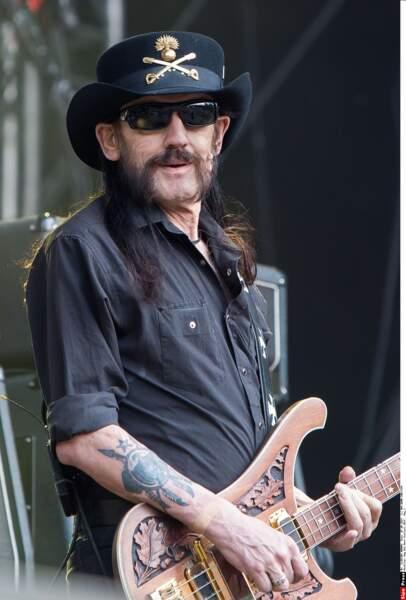 Lemmy Kilmister, leader de Motörhead, est décédé des suites d'un cancer. Il était âgé de 70 ans.