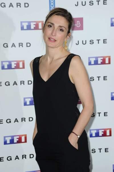Les téléspectateurs retrouveront aussi dans cette série l'actrice Julie Gayet