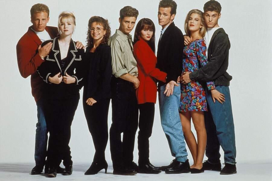 Dylan, Brandon, Kelly... Personne n'a oublié les héros de Beverly Hills