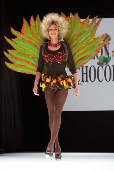 "Alexandra Rosenfeld dans un remake de ""Chaud cacao"" d'Annie Cordy ?"
