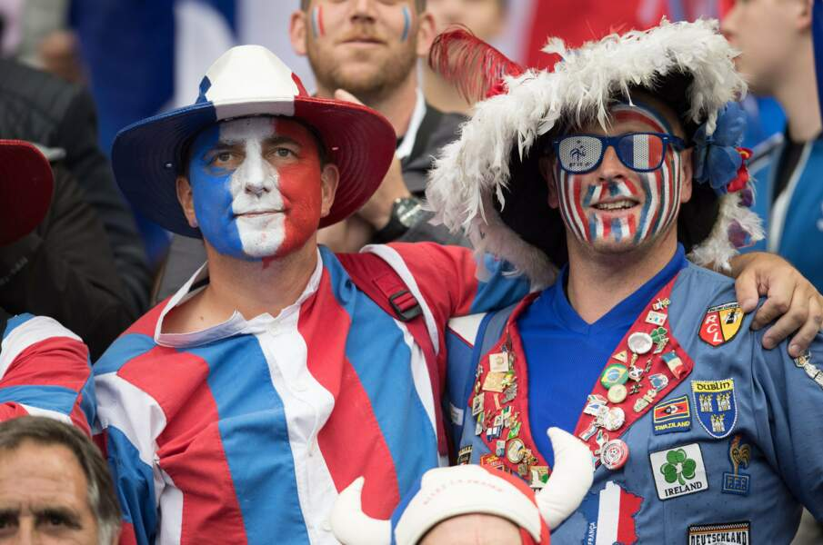 Chez les Français, on est assez fans des costumes d'époque