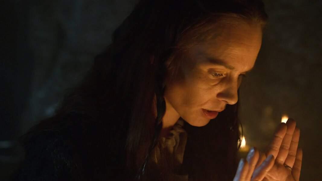 Tara Fitzgerald (la reine Selyse Baratheon)