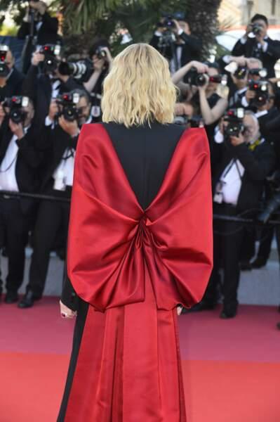 Cate Blanchett à la clôture du Festival de Cannes