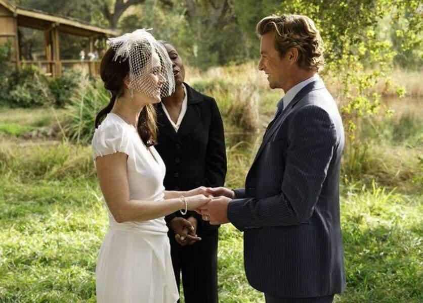 C'est le moment : Teresa et Patrick seront mari et femme dans un instant !