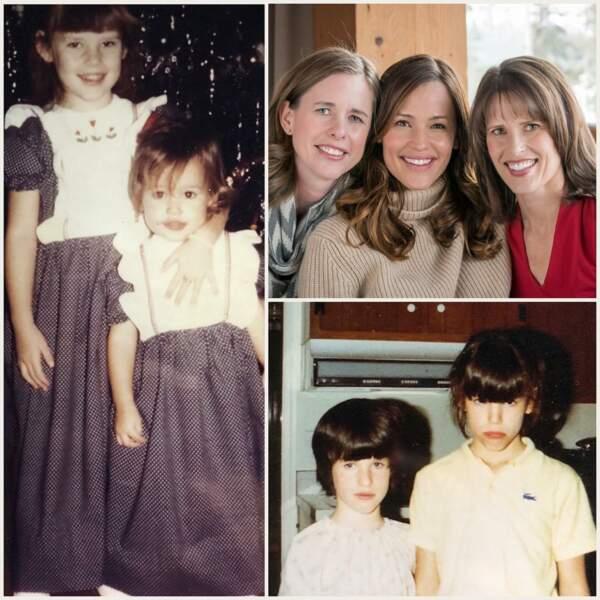 Très belles photos de familles publiées par Jennifer Garner