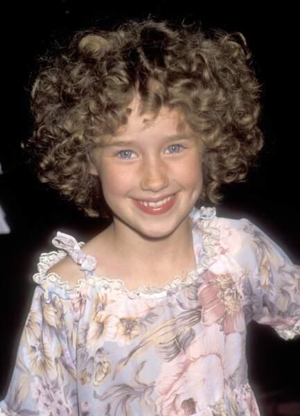 Ashley Johnson jouait la petite Chrissy Seaver