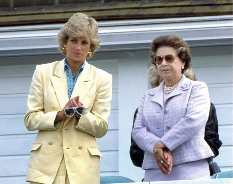 Avec Diana, l'entente n'est pas si cordiale…