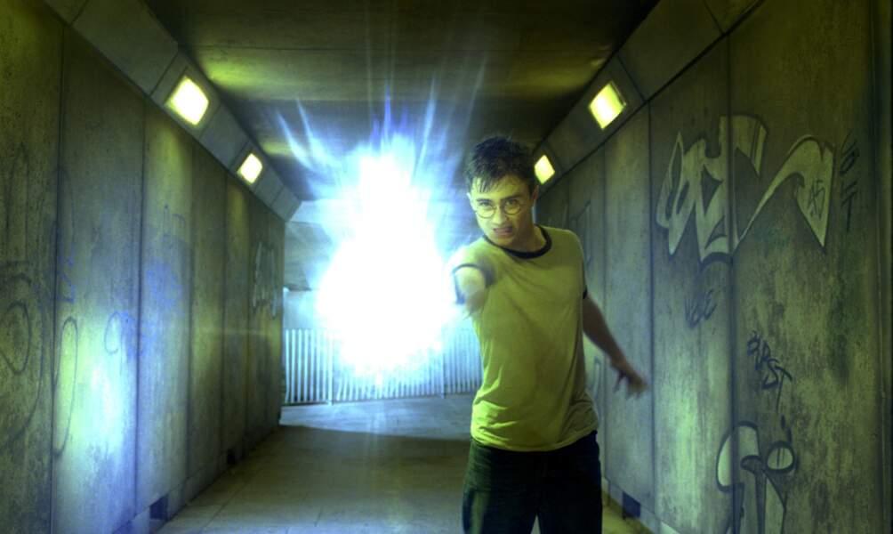 2007. Harry Potter et l'Ordre du Phoenix