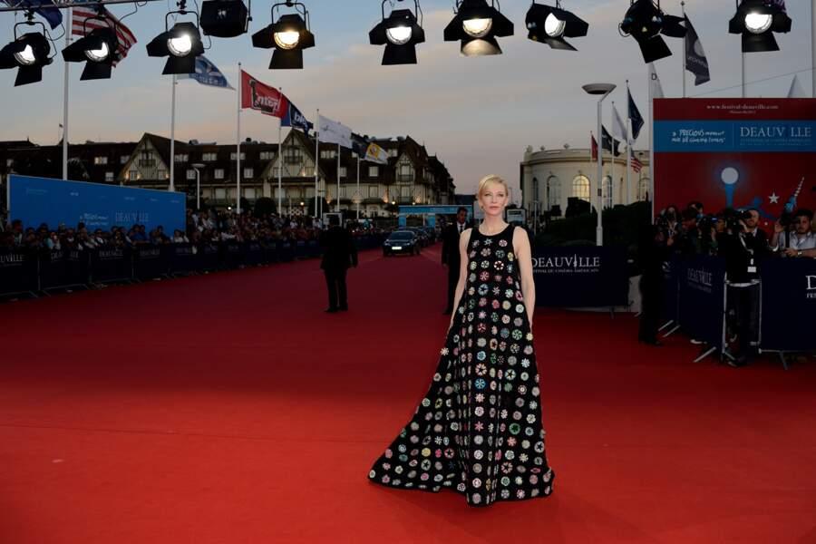 On a connu mieux et certainement plus glamour de la part de Cate Blanchett