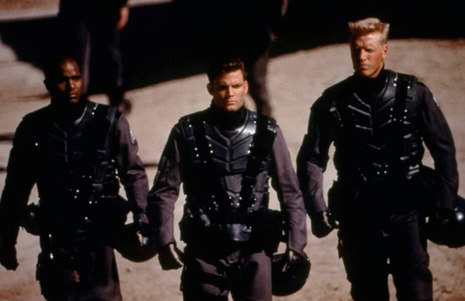 Côté ciné, on l'a vu notamment dans Starship Troopers (1997)