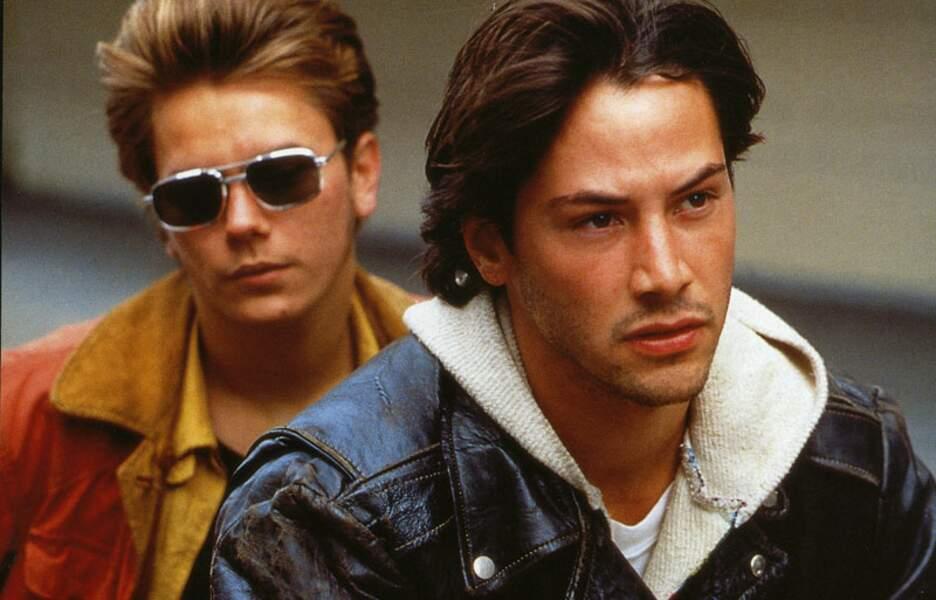 River Phoenix et Keanu Reeves, amoureux toxicomanes dans My Own Private Idaho