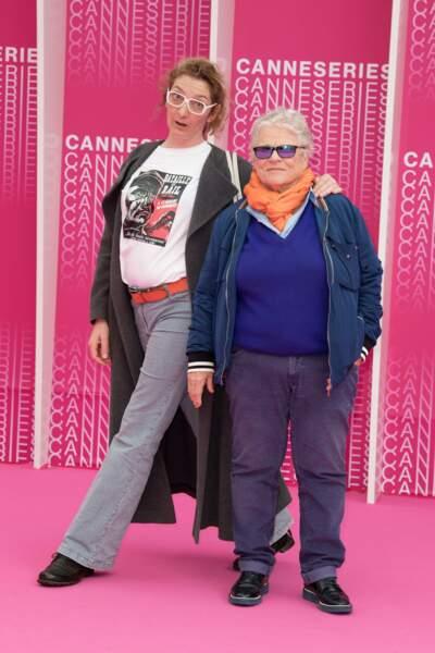 Même chose pour le duo de choc de Capitaine Marleau, l'actrice Corinne Masiero et la réalisatrice Josée Dayan