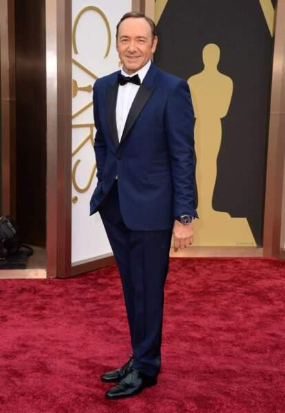 L'acteur Kevin Spacey, qui a pris part au célèbre selfie d'Ellen DeGeneres