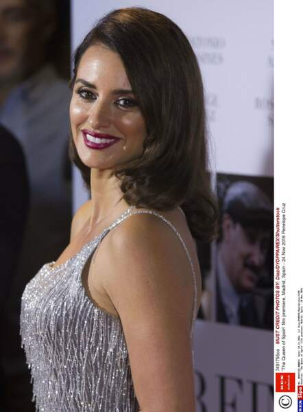 Penélope Cruz est aussi belle que sa soeur. Sans aucun doute !