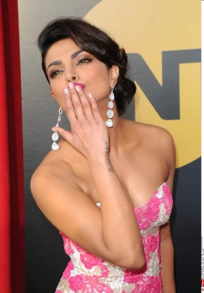 Priyanka Chopra (Quantico)