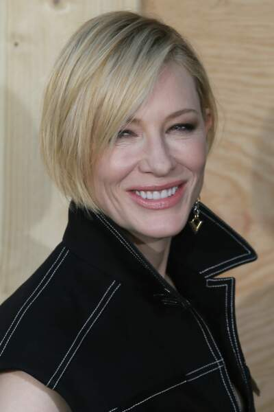 Cate Blanchett toujours aussi sublime à 47 ans
