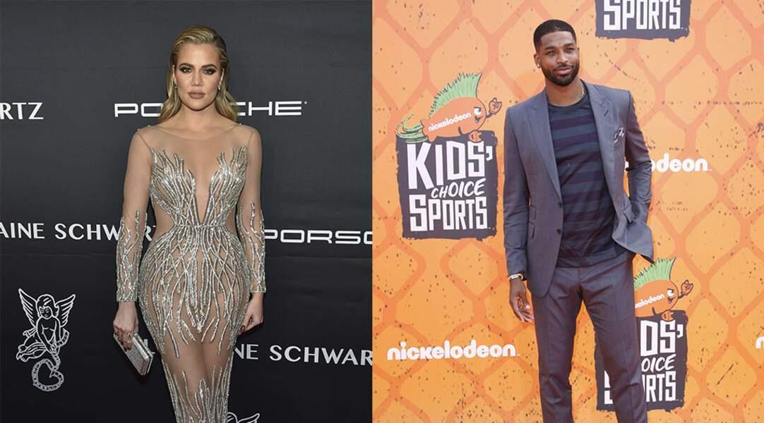 Après Lamar Odom, c'est un autre basketteur qui a charmé Khloé Kardashian : Tristan Thompson.