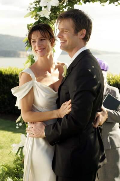 Malgré ses troubles du comportement liés à son enfance, Brenda (Rachel Griffiths) formait un joli couple avec Nate