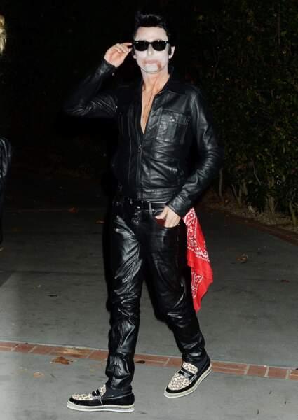Danny Zuko de Grease revisité par Matt Bellamy.