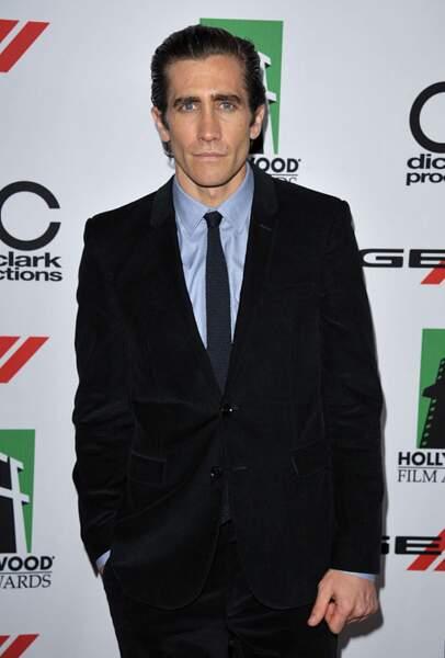 Jake Gyllenhaal squelettique au 17e Hollywood Film Awards Gala