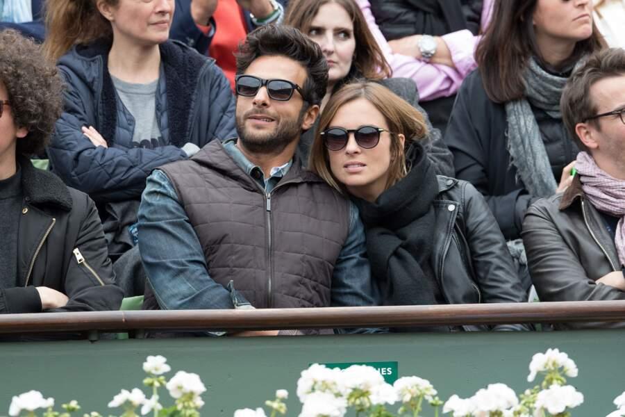 Maxim Nucci et Isabelle Ithurburu ont été vus bras dessus bras dessous à Roland-Garros.