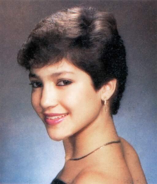 Jennifer Lopez en 1987
