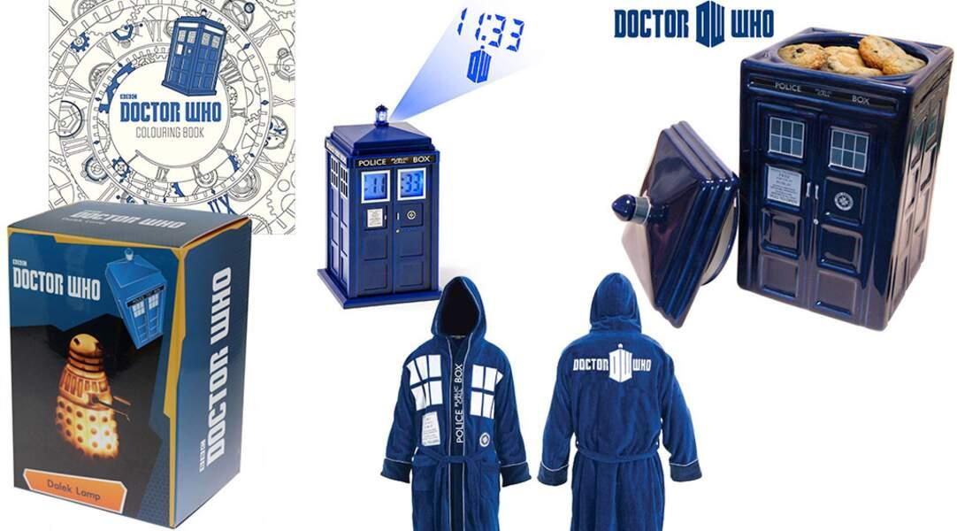 Pour les fans de Doctor Who