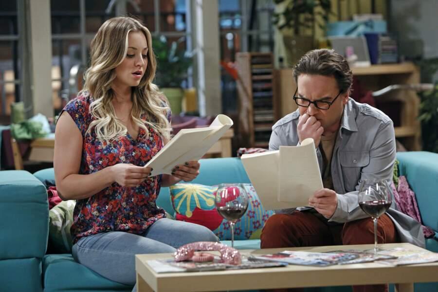 Malheureusement, cela ne passait visiblement pas dans The Big Bang Theory, puisqu'ils ne sont jamais apparus.