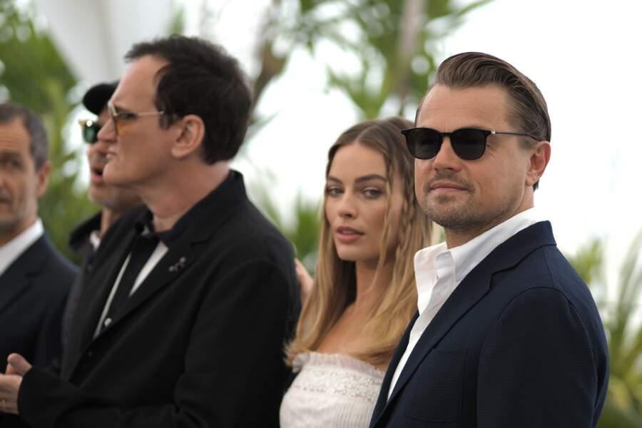 Leo, par ici ! Margot, s'il vous plaît !