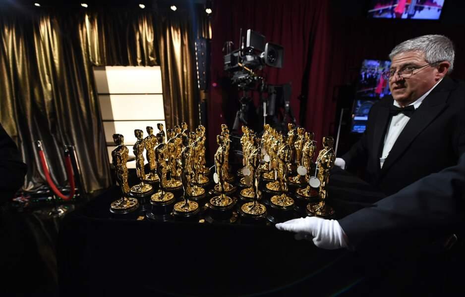 Vous prendrez bien un petit Oscar ?
