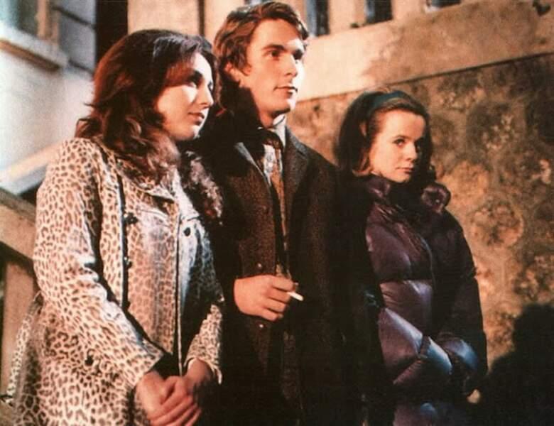 Vous avez reconnu l'actrice à la gauche de Christian Bale dans Metroland ? Si si, c'est bien Elsa Zylberstein