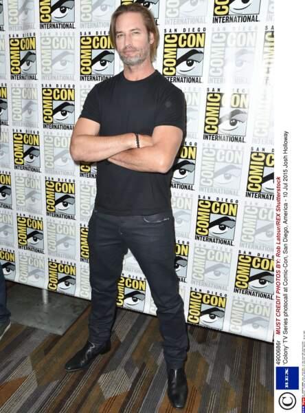 Josh Holloway, l'ancienne star de Lost, revient dans Colony