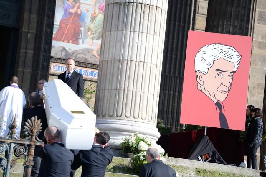 L'arrivée du cercueil d'Alain Resnais