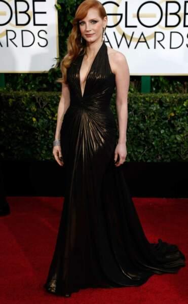 La toujours sublime Jessica Chastain