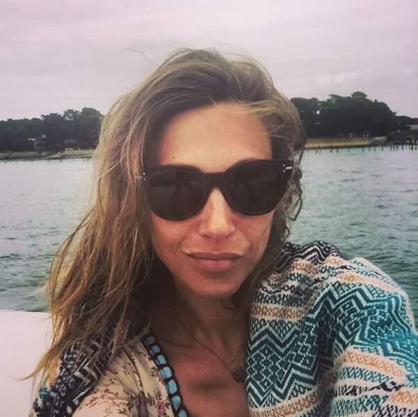 Laura Smet, elle, a choisi la tranquillé du Cap Ferret.