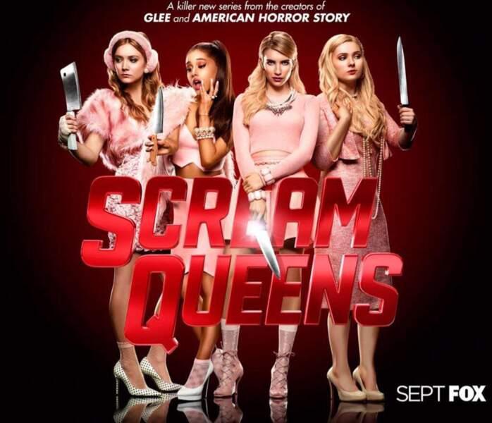 La nouvelle série Fox : Scream Queens est assurément un de nos coups de coeur 2015
