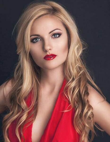 Lucija Potocnik, Miss Slovénie