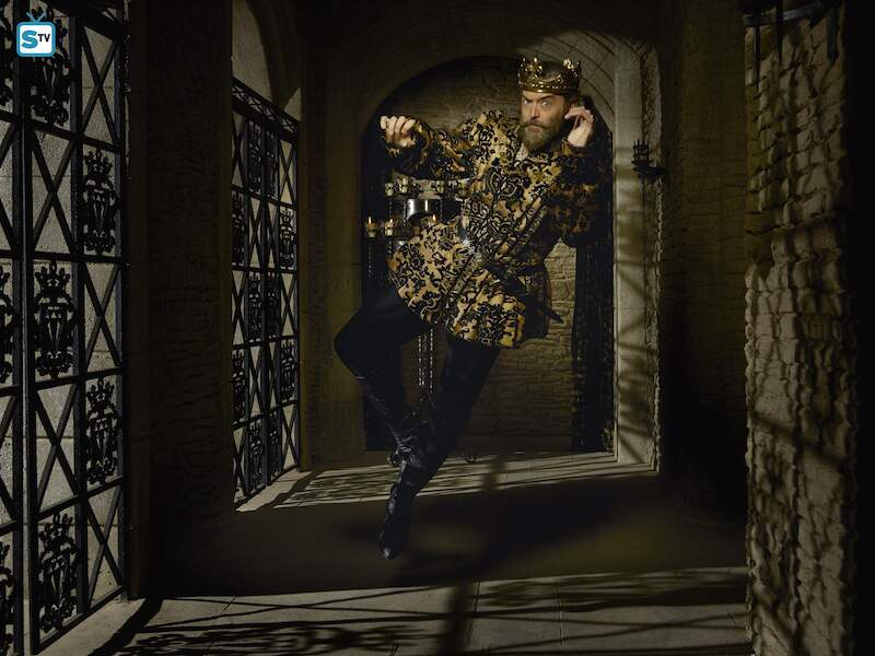Timothy Omundson - King Richard dans Galavant