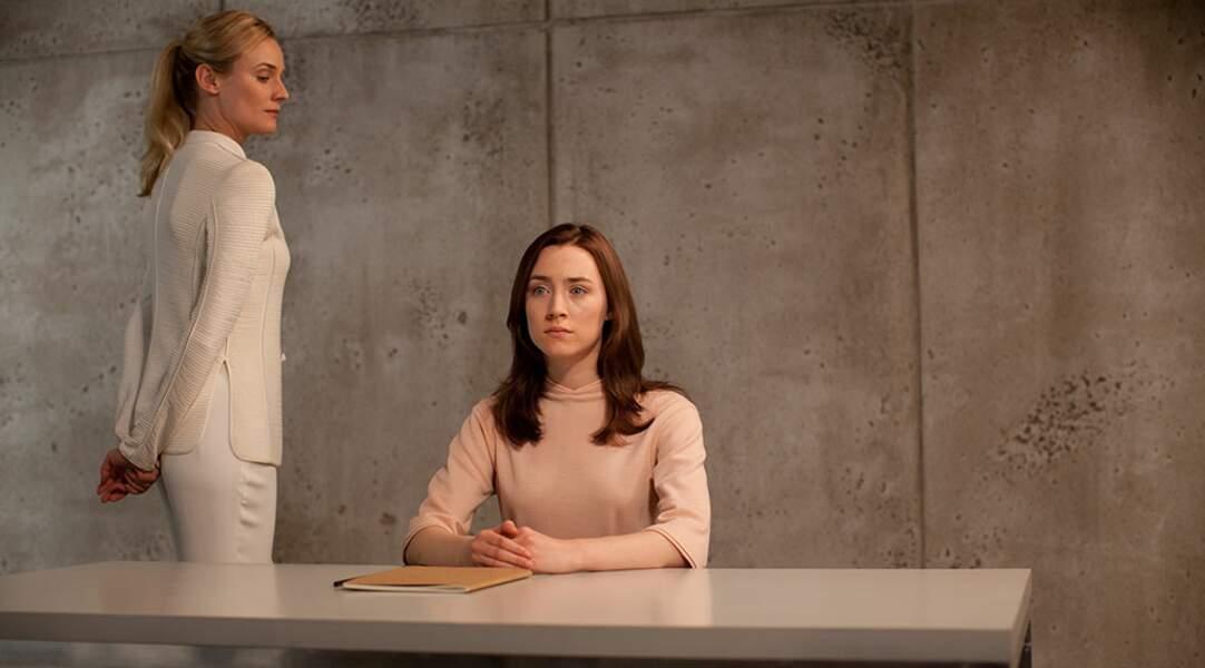 Elle y incarne Mélanie, le personnage principal. Et côtoie Diane Kruger !