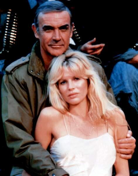 Sean Connery et Kim Basinger c'est Jamais plus jamais dans ce 007 hors-série