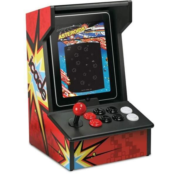 Fan de gaming ? Laissez-vous tenter par cette borne arcade retro pour iPad