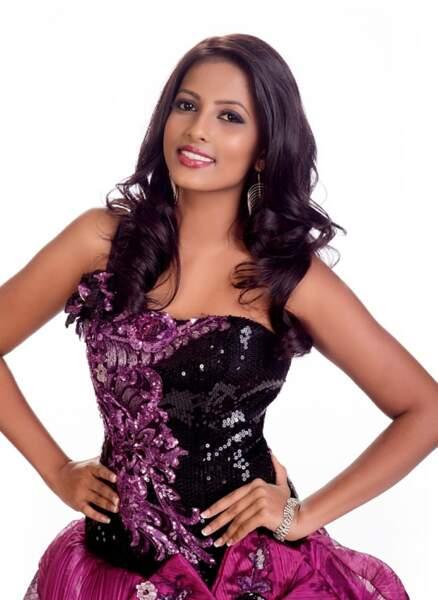 Pallavi Gungaram, Miss Maurice 2014