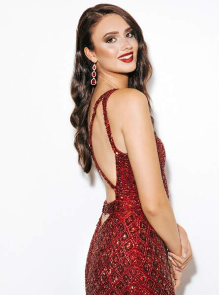 Miss Pays de Galles  : Bethany Harris