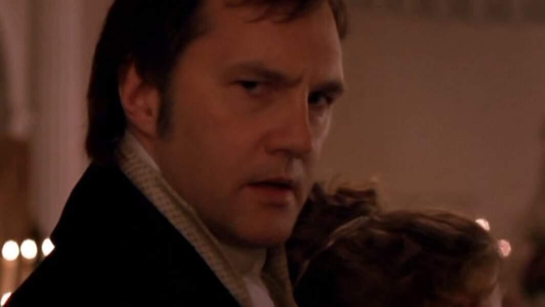Il a eu la chance de tourner avec Natalie Portman et Scarlett Johansson dans Deux soeurs pour un roi (2008)