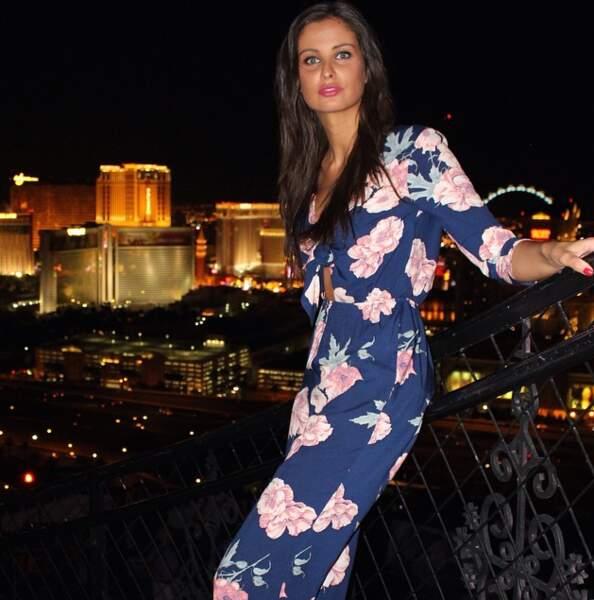 Malika Ménard est quand à elle attirée par les lumières de Las Vegas.
