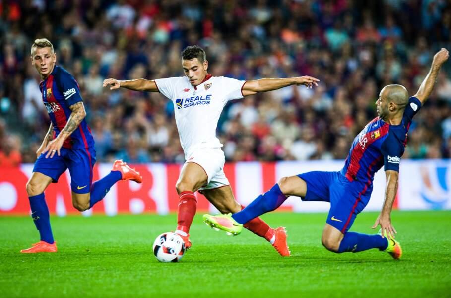 Wissam Ben Yedder complète la délégation française du FC Séville