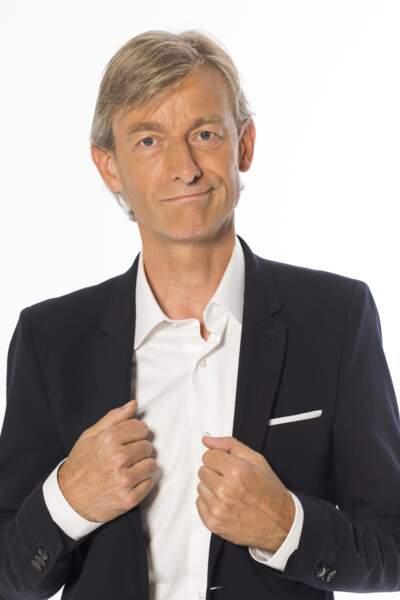 """Sans oublier celui qui a souvent """"mal à sa France"""", Gilles Verdez !"""